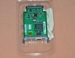 Cisco WIC-1B-S/T-V3 Single Port ISDN WAN Interface Card NEW