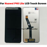 For Huawei P40 Lite Black LCD Display Touch Screen Assembly Replacement Parts