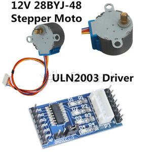 28BYJ-48 2003 Stepper Motor Driver Module for Arduino+DC 12V Stepper Motor