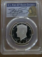2018 S Silver Kennedy PCGS PR70DCAM First Strike Limited  Edition Set Cleveland