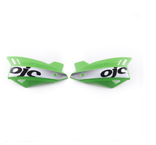 OJC COPPIA PARAMANI HANDGUARDS SHARK UNIVERSALI VERDE GREEN BETA