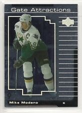 2000-01 Upper Deck Hockey - Gate Attractions - #GA5 - Mike Modano - Dallas Stars