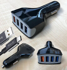 Type C Black in Car Charger for Samsung Galaxy S8 S8 Plus Note 8 A3 A5 2017