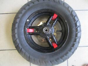 A3. Peugeot Ludix 50 LC Felge Vorne Vorderradfelge 10 Zoll
