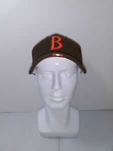 NFL Cleveland Browns Football Nike Fitted Hat Men's Brown