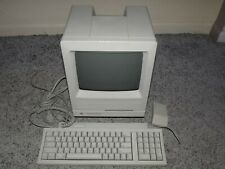 Apple Macintosh SE/30 M5119 32meg memory, 700MB HD, RECAPPED Signed case