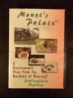 Monet's Palate (DVD, 2004) Gastronomic View from the Gardens of Giverny