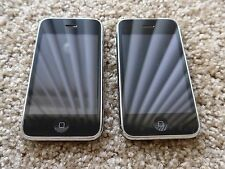 Two used smartphones - One iphone 3GS 16GB & one iphone 3GS 8GB