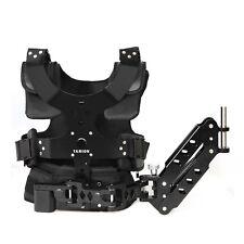 Camera Shoulder Load Vest Steady Cam Rig Single Handle Arm DSLR Video Support