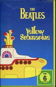 The Beatles * VHS * Yellow Submarine (original VHS Cassette)