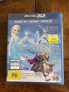 Frozen Blue-Ray 3D, Hansel & Gretel & Top Gun.