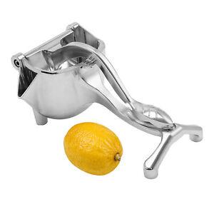 Lemon Squeezer Fruit Juicer Press Heavy Duty Manual Premium Extractor Hand