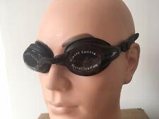 Speedo Mariner Supreme Adult Swimming Goggles Black - One Size (J)