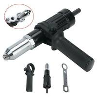 Rivet Nut Gun Adaptor for Cordless Drill Electric Riveting Riveter Insert Tool