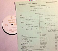Radio Show: DICK CLARK GOLD #325 YOU & I! DUPREES, DEBBY BOONE, JACKSONS, ANGELS