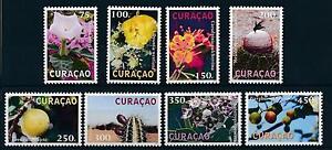 [CU086] Curacao 2012 Flora Flowers Cactus Plants MNH