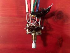 Kenwood KA-7002 Solid State Amp Factory Phono Select Potentiometer Pot w/Ground