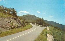 Shenandoah National Park, Virginia.Vintage Postcard.