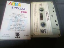 Abba K7 audio tape japan spécial 1981