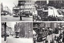 More details for trams, scarborough 31 trams  real photo (postcards size) scarborough tramways co