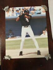 Michael Jordan Baseball Poster