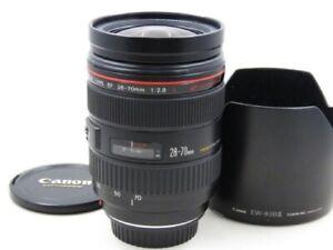 Canon EF 28-70mm f/2.8 L USM AF Lens F2.8 L USM From Japan by Fedex