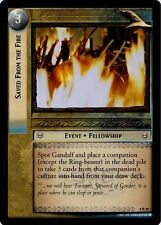 LoTR TCG Siege of Gondor Saved From The Fire 8R20
