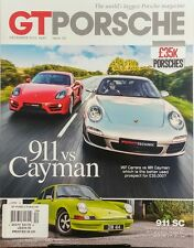 GT Porsche Dec 2016 911 vs Cayman Which is the Better Used Car FREE SHIPPING sb