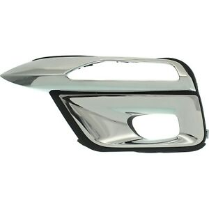 622575ZA0A New Fog Light Trim Driving Lamp Driver Left Side LH Hand for QX80