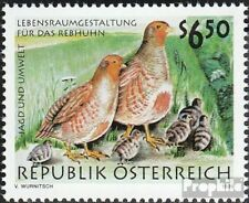 Austria 2281 (complete issue) FDC 1999 Rebhuhn