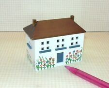 Miniature Children's Toy Box, Toy Chest, Dollhouse-Style: 1/12 Scale Miniatures