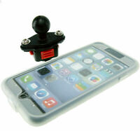 Tigra Protège Pluie Mountcase Avec 25mm Boule Pour Apple iPhone 6S Plus