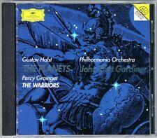 John Eliot GARDINER: HOLST The Planets GRAINGER The Warriors DG CD Die Planeten