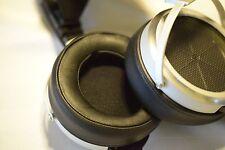 Stax SR-009 electrostatic headphones & SRM 007tA tube electrostatic amp RCA, XLR