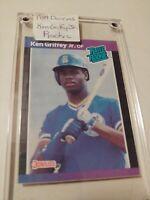 1989 Donruss Ken Griffey Jr. Rated Rookie Card #33 HOF