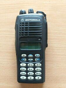 Motorola HT1250 VHF 136-174mhz  AAH25KDH9AA6AN Full keypad 128ch