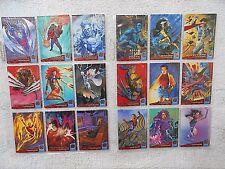 94 Fleer Ultra X-Men Base Set Single Cards (Pick Two) NM