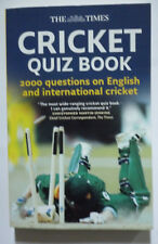 The Times Cricket Quiz Book - 2000 Questions on English and Intl. Cricket