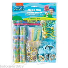 48 Piezas Bubble Guppies Infantil Fiesta Regalo Juguetes botín favor Pack Set