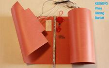Keenovo Silicone Heater,Snow/Ski Board Press Mold Blanket,w/ K type Thermocouple