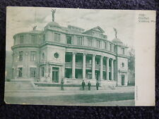 1907 The City Hall in Vicksburg, Ms Mississippi PC
