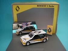 RENAULT 5 MAXI TURBO R5 - J. RAGNOTTI - PRESENTATION VERSION - 1/43 NEW - UH1759