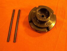 """LATHE CHUCK  FOR SEALY WOOD LATHE WITH 1"""" 8TPI TREAD FOR TURNING ROUND STOCK"""