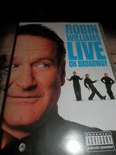Robin Williams Live On Broadway DVD