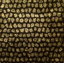 DESIGNERS GUILD Falize green velvet Italy viscose cotton poly new remnant