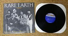 Rare Earth - Superstar Series LP - VG+