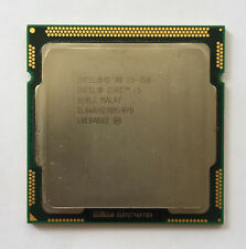 Intel Core i5-750 CPU 2.66 GHz 8M Cache Processor Lynnfield Socket 1156 SLBLC