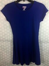 LIMITED TOO Girl's Blue Short Sleeve Top Size 14/16 EUC! FREE SHIPPING! [V]