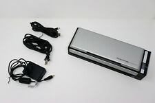 Fujitsu S1300i ScanSnap Fast Duplex Document Scanner with AC Adapter & USB Cable