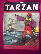 Tarzan-N. 82 a bordo della galea MONDIAL CASA EDITRICE